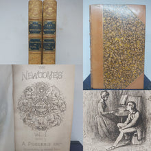 Load image into Gallery viewer, The Newcomes, 1854-55. First Edition