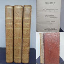 Load image into Gallery viewer, Crichton, 1837. UK 1st Edition