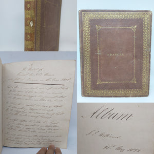 Commonplace Book of the Poems of Lord Byron and others, Including One Supposedly Unpublished, 21 May 1822