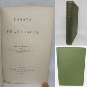 Essays and phantasies, 1881