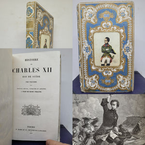 Histoire de Charles XII, 1857