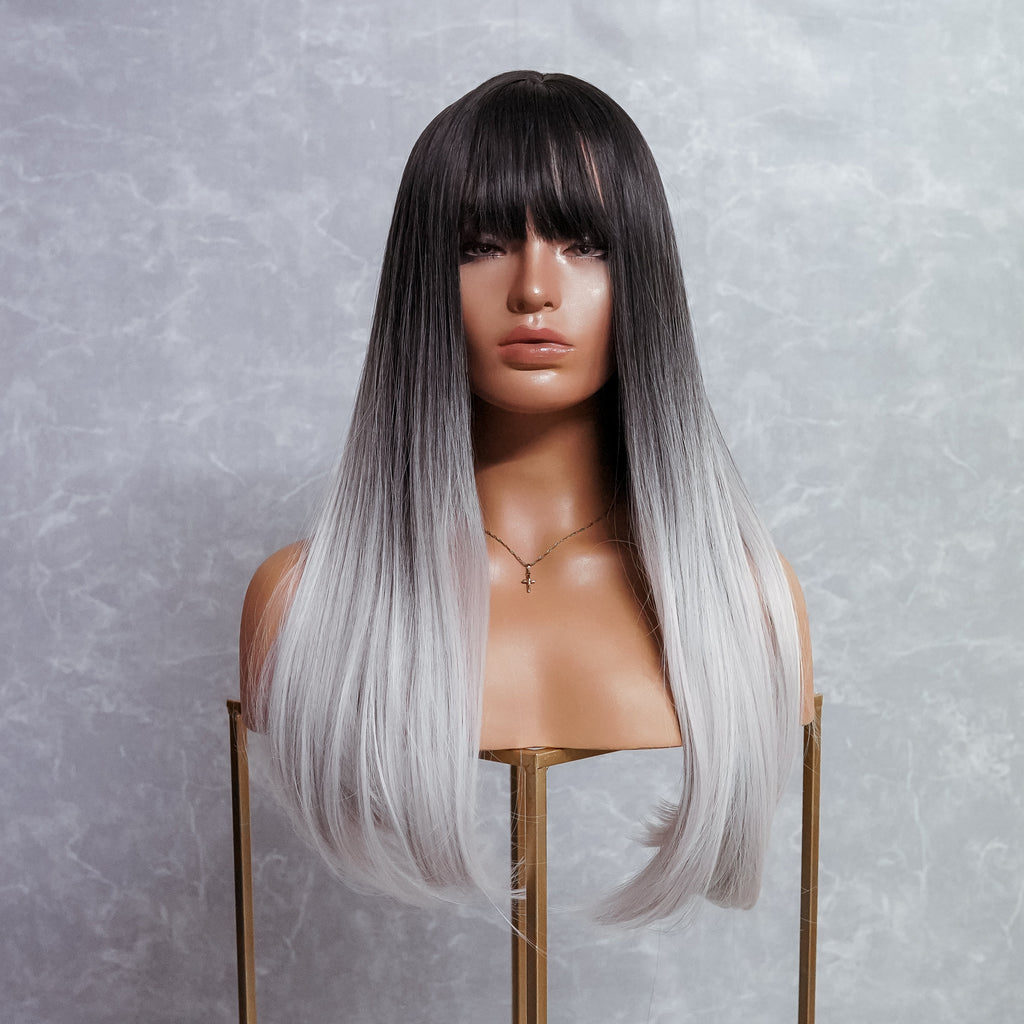 AALIYAH Ombre Fringe Wig