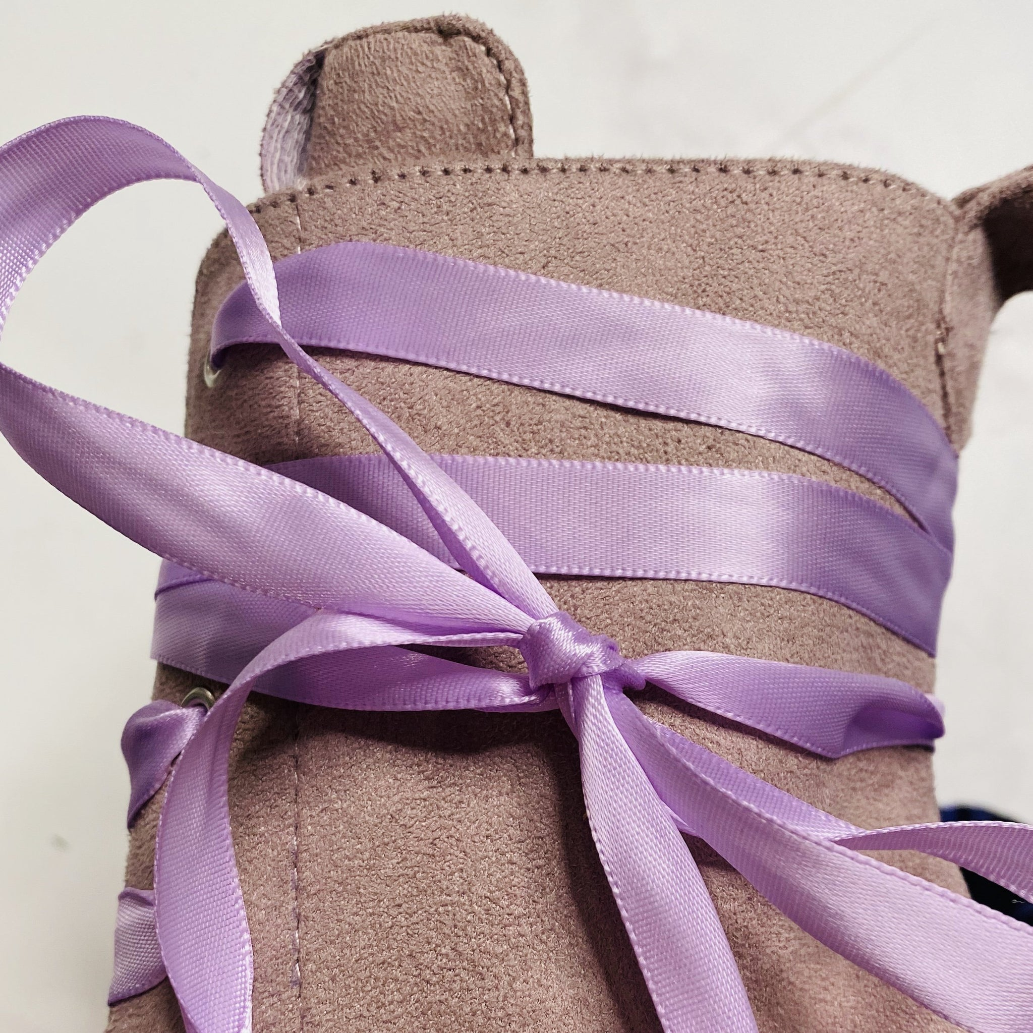 Ribbon Laces