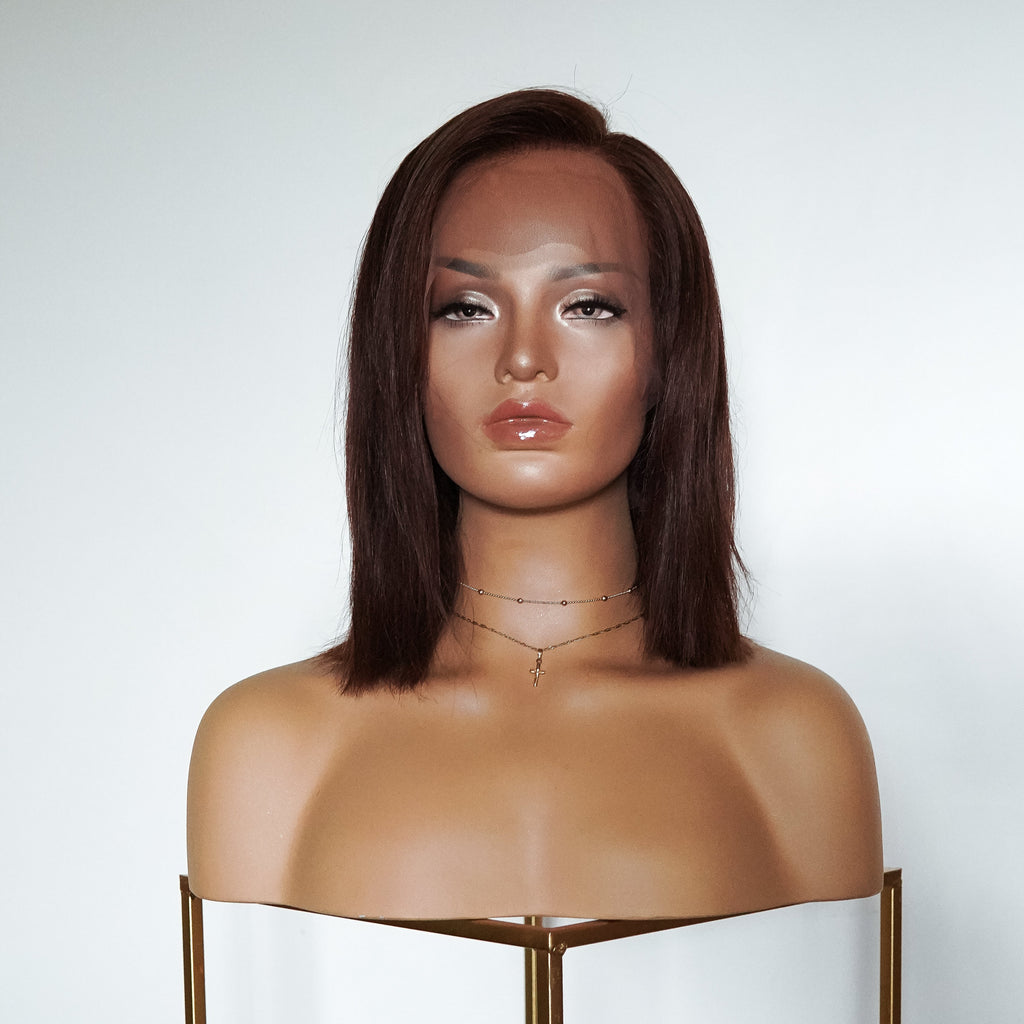 VANESSA Human Hair Lace Front Wig