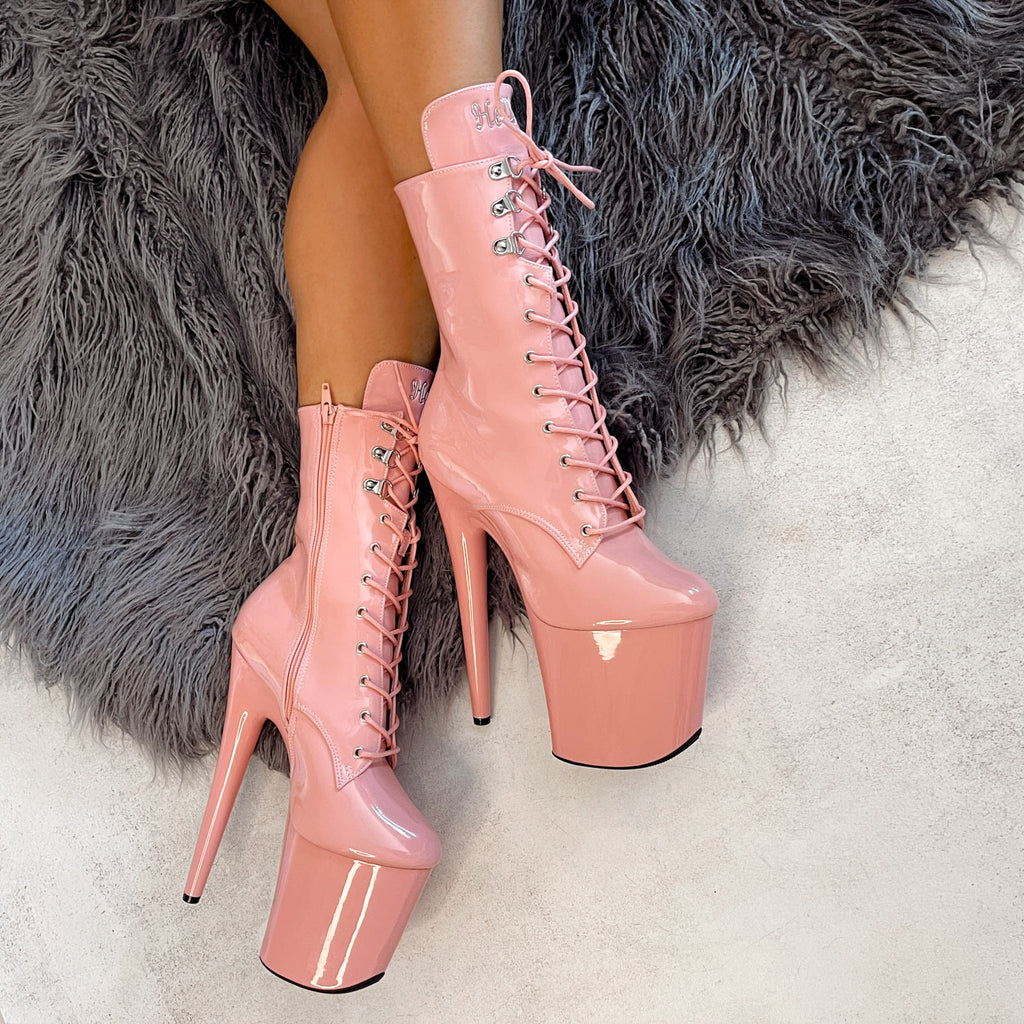 LipKit Boot - Candy Shop - 8 INCH