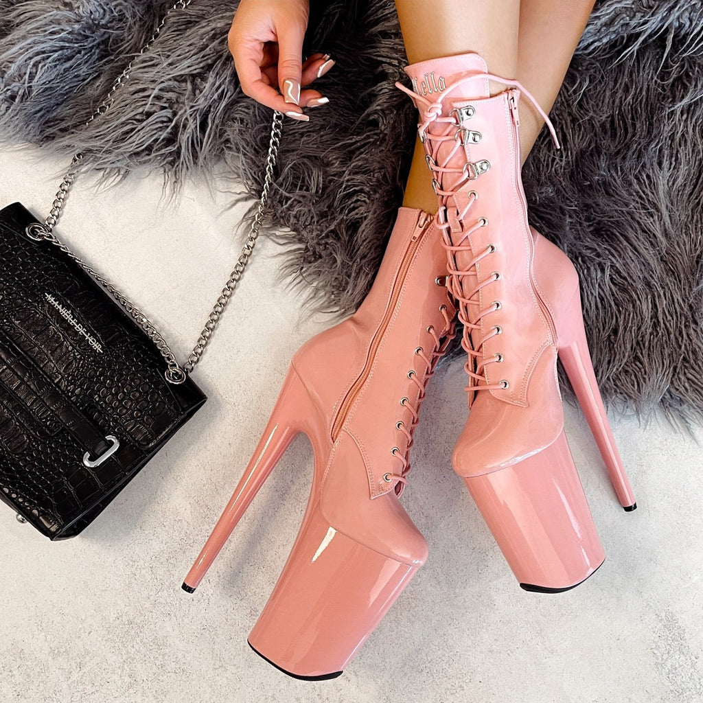 LipKit Boot - Candy Shop - 9 INCH
