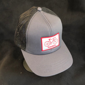 Freedom Bicycle Trucker