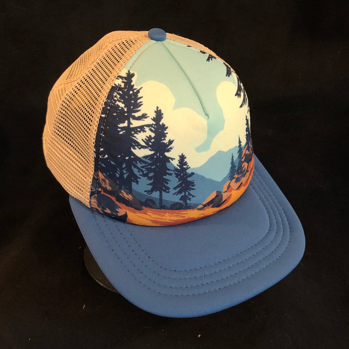 Wild Places Trucker