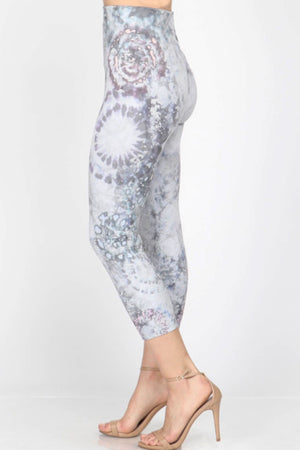 Cropped Sublimation Leggings