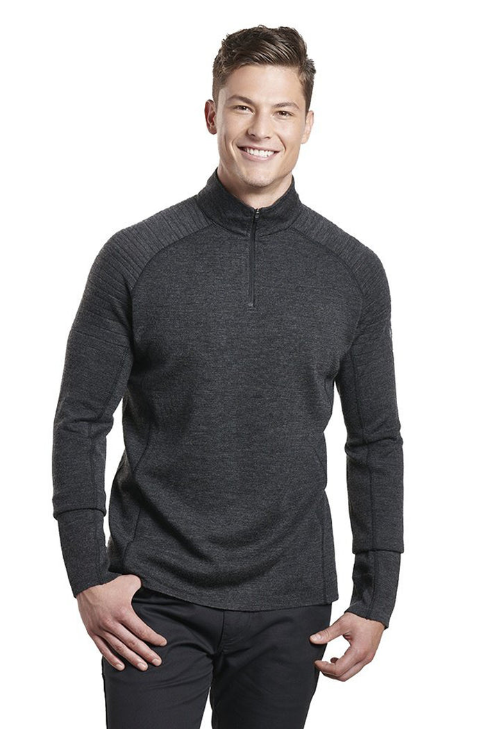 Swift 1/4 Zip Sweater
