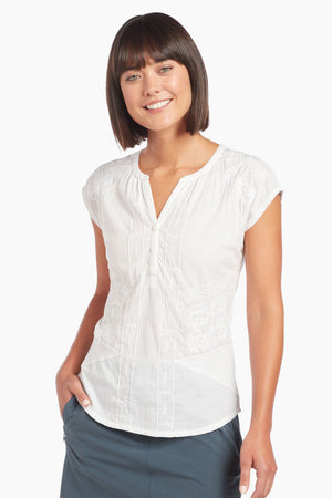 Kuhl Amelie™ Cap Sleeve Top
