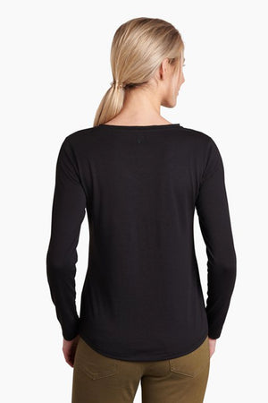 Juniper Long Sleeve V-neck Shirt