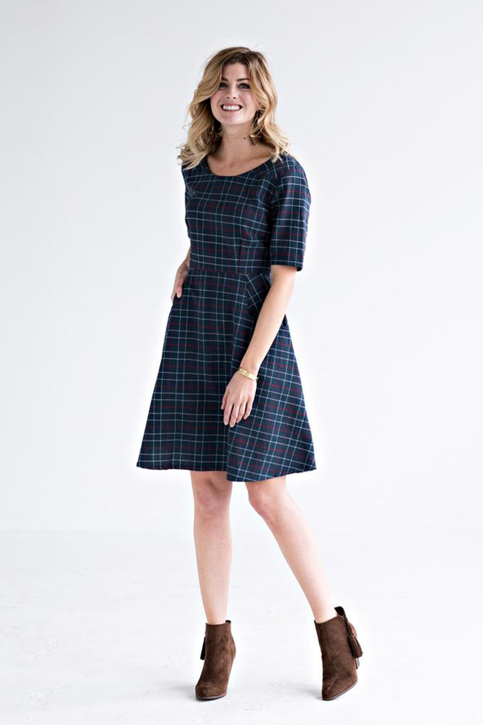 Country Estate Dress