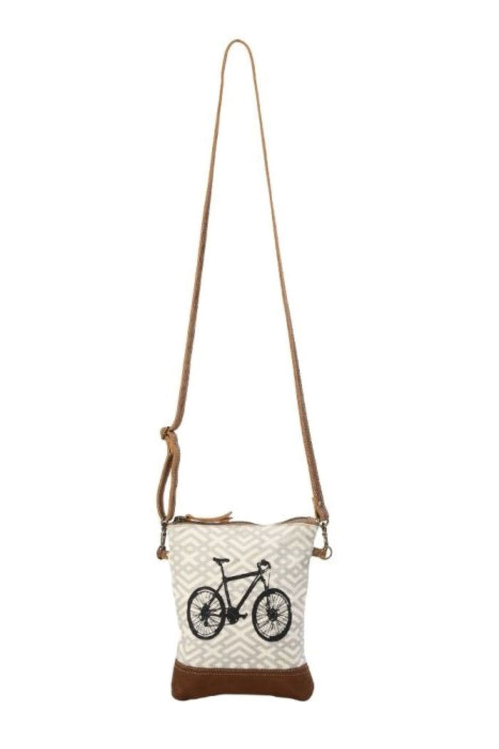 Bicycle Crossbody Bag