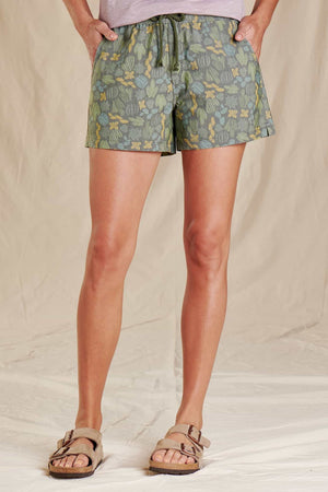 Boundless Short Cactus Print