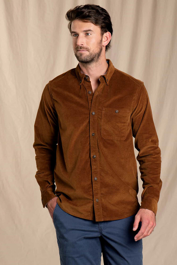 Cruiser Corduroy Shirt