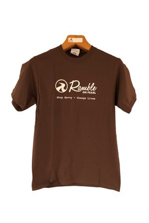Ramble Logo Men's Crew Neck Tee