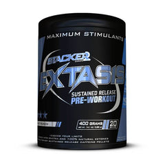 Stacker2 - Extasis - (400 gram)  Pre-workout