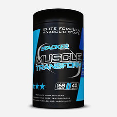 NVE Stacker - Muscle Transform Ephedra Vrij (168 capsules)