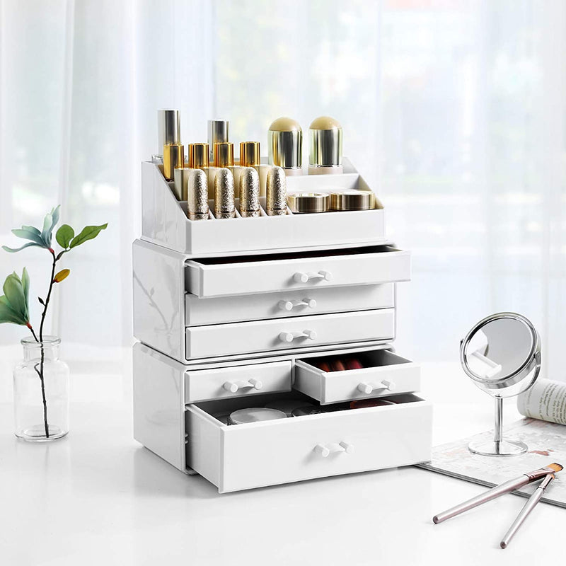 Nancy's Make-up Doos - Make Up Organizer - Cosmetica Opberger