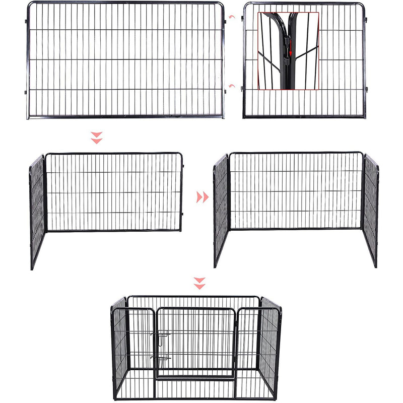 Nancy's Hondenbench - Bench Voor Hond - Hondenkennel - Autobench