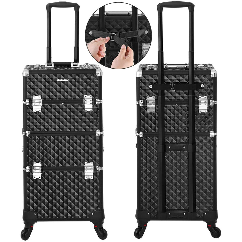 Nancy's Make-Up Koffer - Cosmetica Trolley - Make Up Organizer