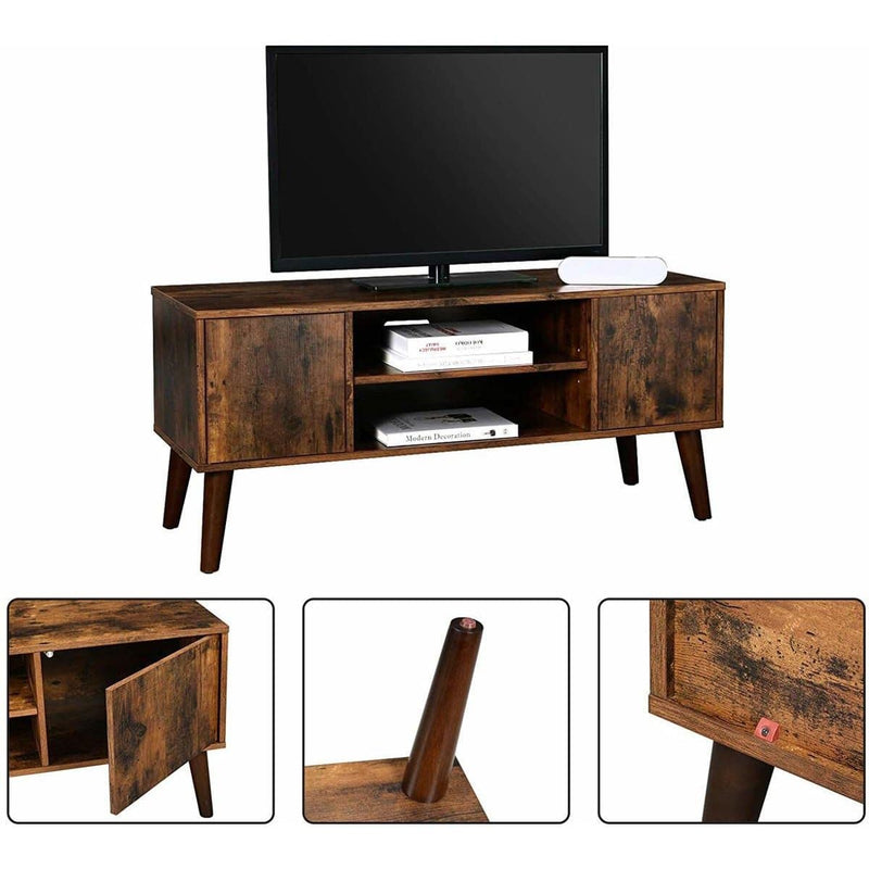 Nancy's Archer Heights TV-Kast Vintage - TV-Meubel Industrieel - TV Tafel Retro - Tv Meubels - Tv Meubel Hout