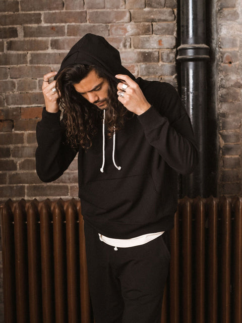 Thetis Raw Hoodie