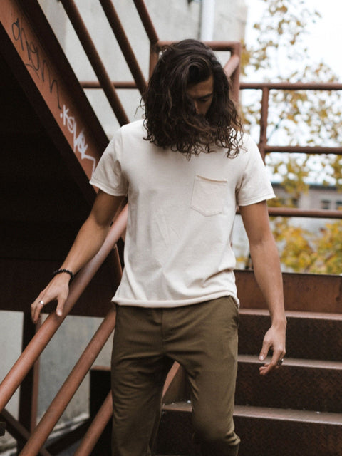 Turner Pocket Crew Tee