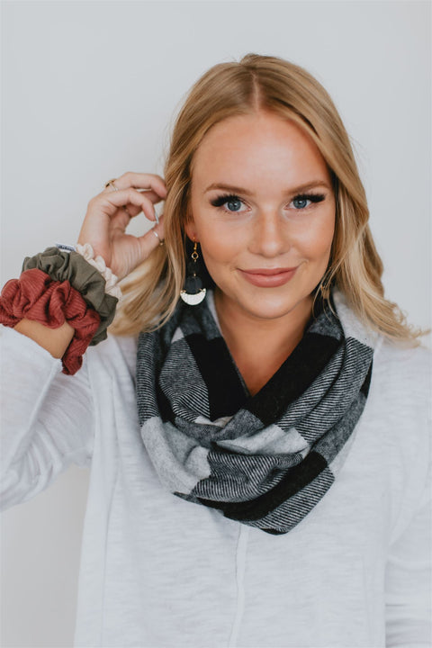 Cozy up scarf
