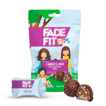Load image into Gallery viewer, Choco Loco Healthy Kids Snacks (10 Snack Packs)
