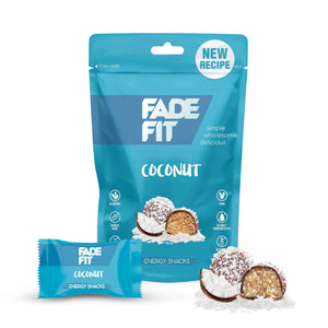 Fade Fit Coconut Energy Snacks