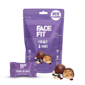 Fade Fit Fruit & Nut Energy Snacks