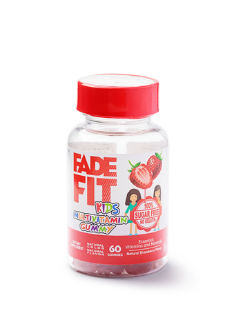 Kids Sugar-Free Multivitamin Gummies