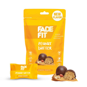 Fade Fit Peanut Butter Energy Snacks