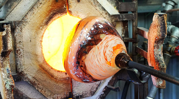 How Glassblowing is Done