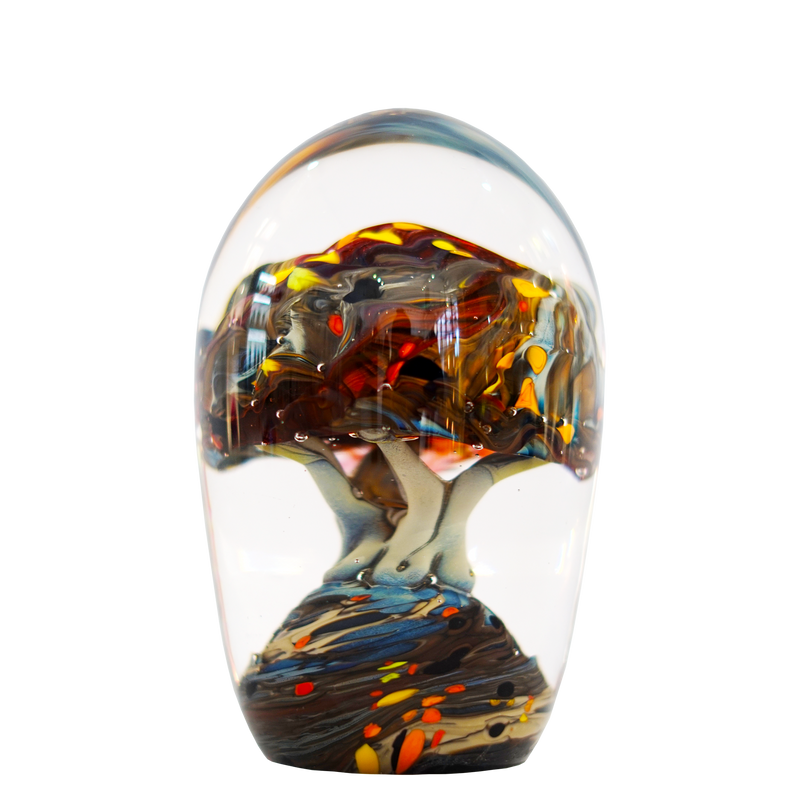 Autumn Tree Paperweight