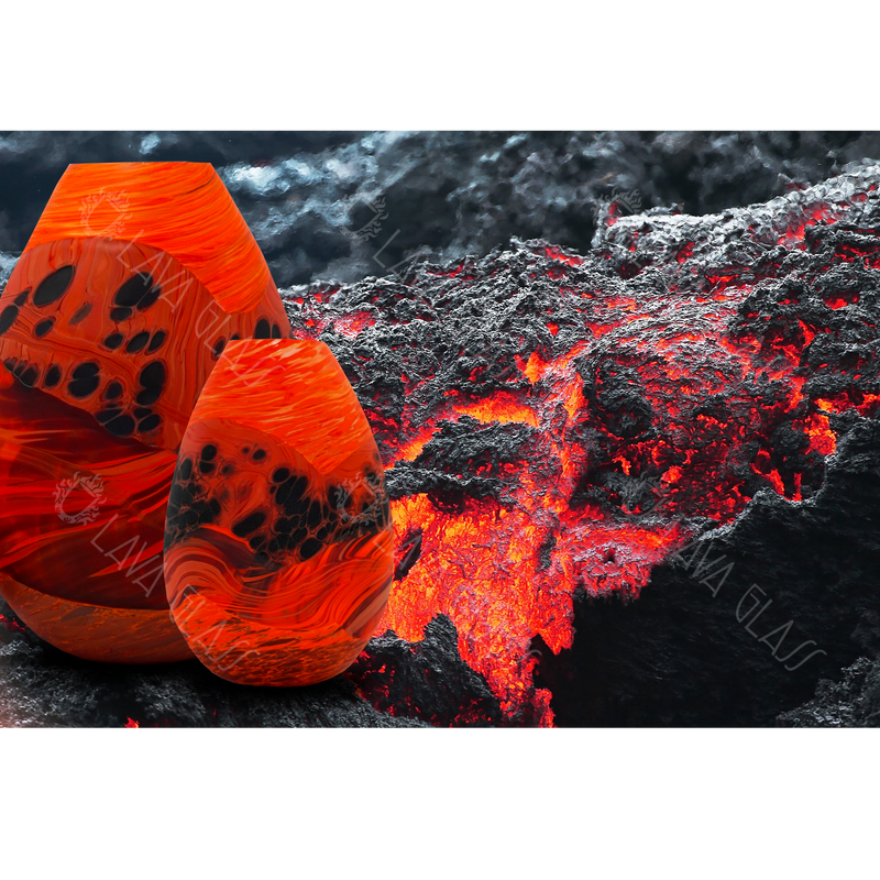 Fiery Mountain Volcanic Rock