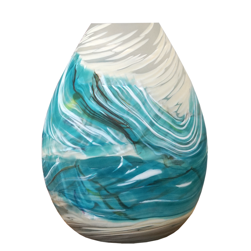 Glacier Teardrop Medium