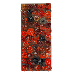 Poppy Wall Art Panel Large