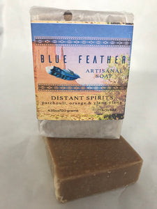 Distant Spirits Handmade Soap