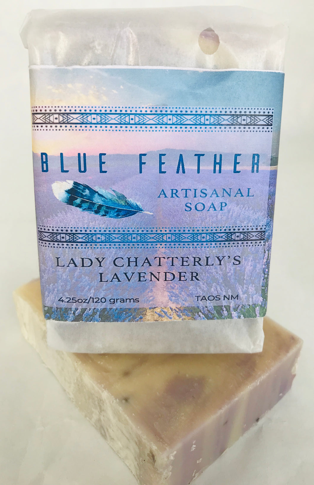 Lady Chatterly's Lavender Handmade Soap