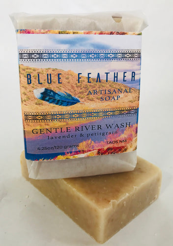 Gentle River Wash Handmade Soap