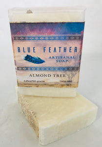 Almond Tree Handmade Soap