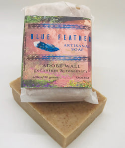 Adobe Wall Handmade Soap