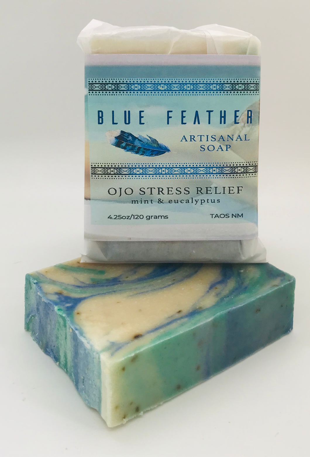 Ojo Stress Relief Handmade Soap