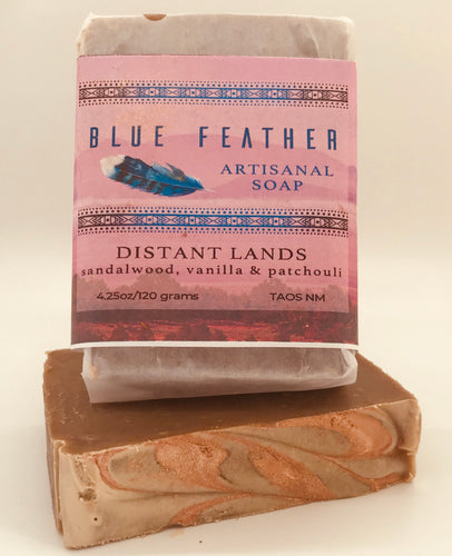 Distant Land Handmade Soap