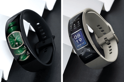 Smart bracelet measure blood pressure and heart rate in real time - Houzland