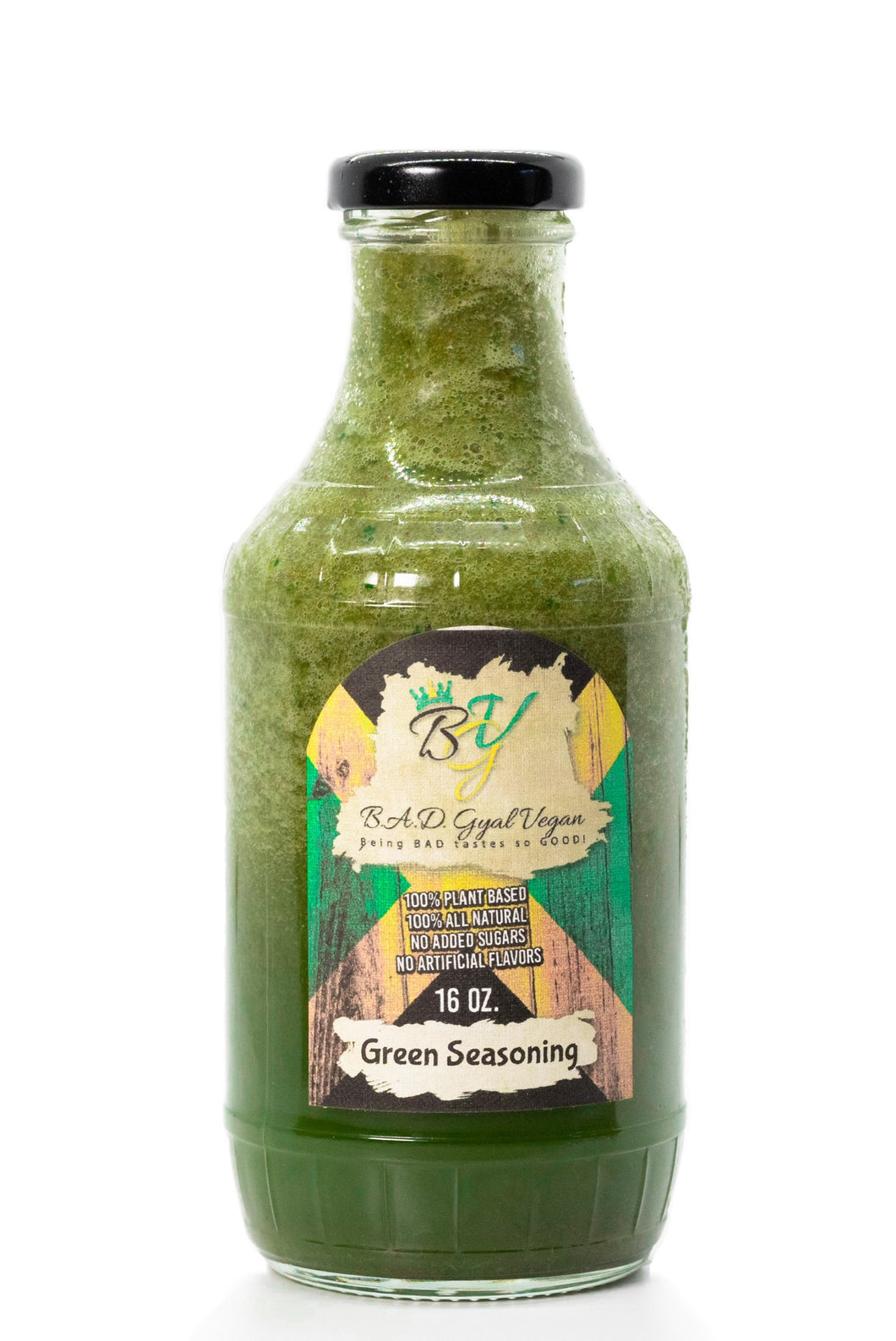 Green Seasoning