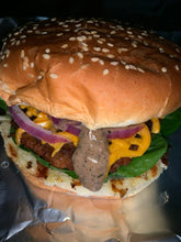 Load image into Gallery viewer, Yankee Jerk Burger (Pop-Up)
